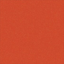 Toile enduite Buckram 517 orange L106