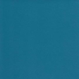 Papier enduit grain cuir MAESTRO 7562 bleu Pétrole L102
