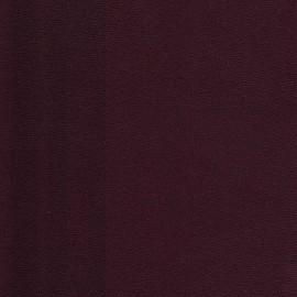 Papier enduit grain cuir MAESTRO 7557 bordeaux L102