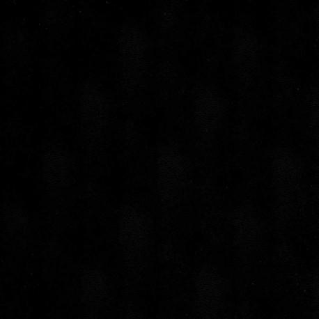 Papier enduit cuir agneau SCALA 9099 Noir L102
