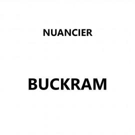 Nuancier Buckram