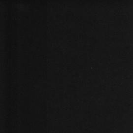 Papier enduit sur papier noir MIRALUX 60001 noir L95