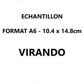 Echantillon Virando format A6 (10,5*14,8 cm)