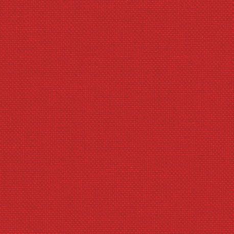 Toile de reliure Iris 830 rouge carmin L135