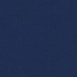 Toile de reliure Iris 843 bleu marine L100