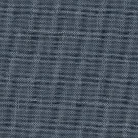 Toile de reliure Iris 860 bleu acier L100