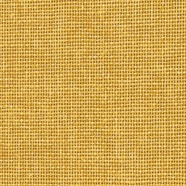 Toile vieillie Record 206 jaune moutarde L100